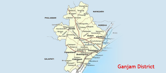 Ganjam-District